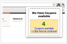 automatically get coupons for chrome